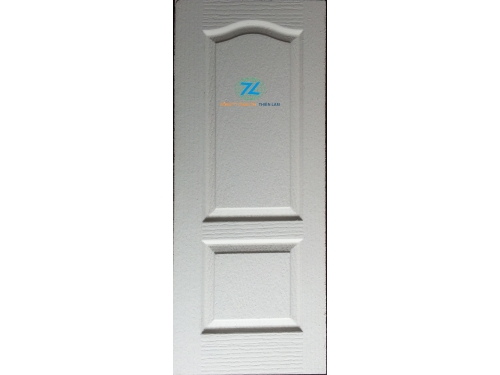 Da cửa hdf 2 panel