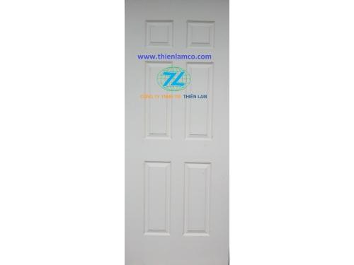 Da cửa hdf 6 panel